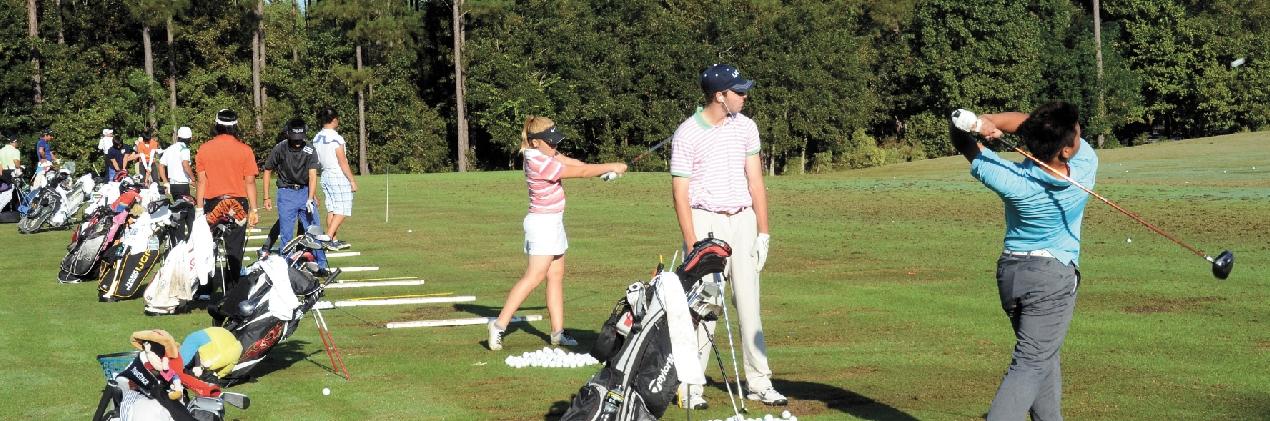 IJGAジュニアゴルフトレーニングの様子14