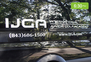 IJGAジュニアゴルフトレーニングの様子10